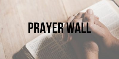Web-Prayer Wall
